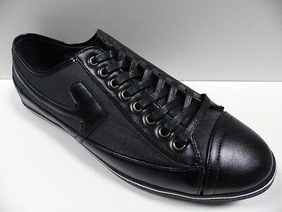 f5b905bb1b550 ... Chaussures ZY noir HOMME taille 40 baskets ville garcon shoes black  NEUF  3292 2
