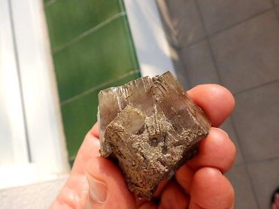 "Minerales""Fabuloso Aragonito De Minglanilla Cuenca  -  9A16 "" 5"