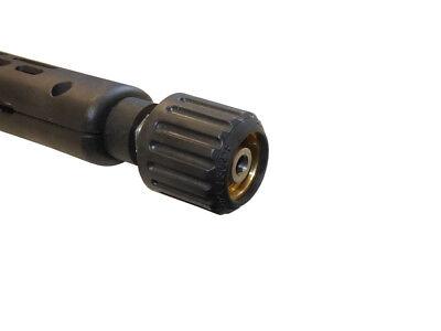 Hochdrucklanze für Hochdruckreiniger Strahlrohr M22 1000mm für Kärcher Suttner