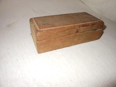 Alte Gewichte aus Messing für Waage im Holzkasten 8 Gewichte 2
