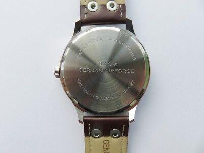 Eaglemoss Replica Military Watch - German Luftwaffe Ww11 - New & Boxed £4.99 !!! 3