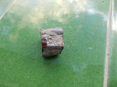 """Minerales """" Fabuloso Mineral Quiastolita (Andalucita) De Boal Asturias - 2D18 """" 2"""