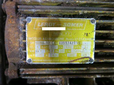 Verlinde Elektro Kettenzug Flaschenzug Kran Hallenkran 3200Kg #29669 9