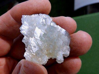 """Minerales""""Extraordinarios Cristales Barita Azul Mina S.jorge La Union - 1A16"""" 2"""