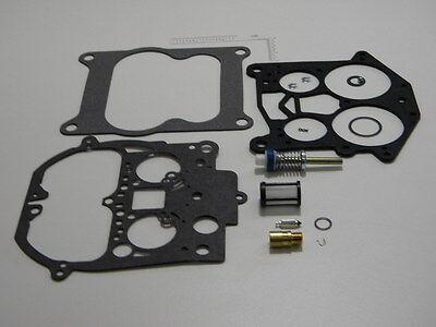 new Marine Carburetor Kit for  Rochester  4 Barrel Replaces Mercury 1397-3306