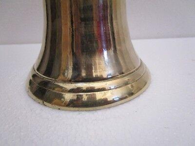 Brass BELL - Brass Made - 2 Kilo - Great Sounding -Boat / Nautical / Maritime 4