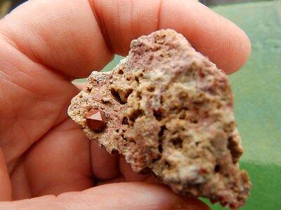 """Minerales """" Fabulosos Cristales De Qzo. Jacintos De Compostela -  12A16  """" 2"""