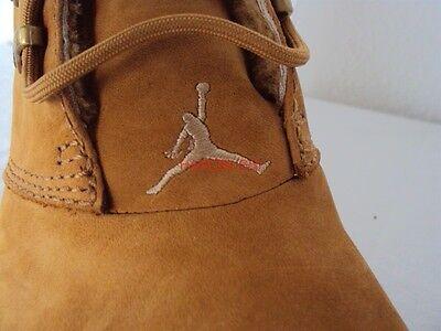 35086dfc ... Original Nike Air Jordan Pound Boot Stiefel Wheat Winter 9 / 42,5 New  Sample