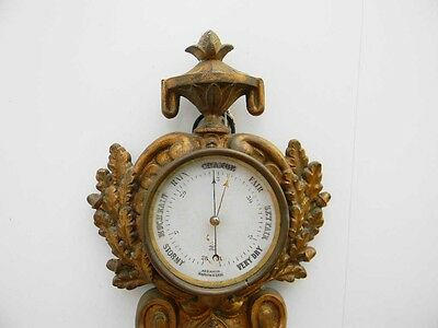 Cartel wall clock French early 19th century 2