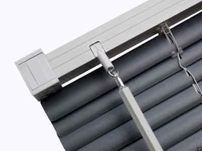 Easy Fit PVC Venetian Window Blinds Long 150 - 210CM DROP STANDARD Trimmable 5