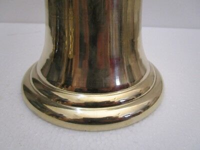 Brass BELL - Brass Made - 2.5 Kilo - Great Sounding -Boat / Nautical / Maritime 4