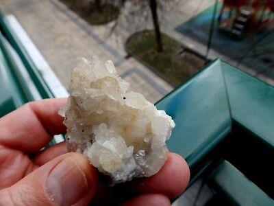 """Minerales """" Bonitos Cristales De Calcita Dte. Perro Mina Moscona  -  1C18 """" 6"""