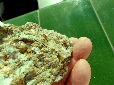 """Minerales """" Excelentes Cristales De Titanita De Marruecos  -  10B18 """" 9"""