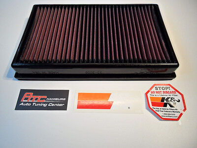 BMC Sportluftfilter CBR600F PC31