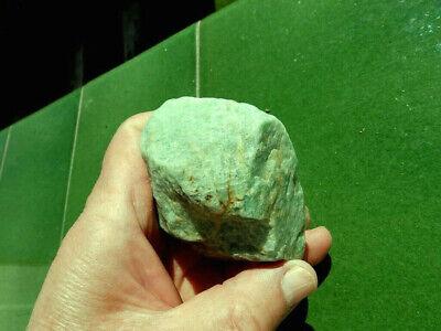 """Minerales """" Extraordinario Mineral De Amazonita De Brasil  -  3B19 """". 3"""
