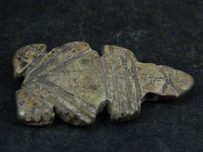 Ancient Shell/Bone Frog Pendant Roman C.200 BC No Reserve #BE5168 9