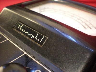 Ultrakust Thermometer Type 4410 Thermophil Antiguo termometro vintage baquelita 11