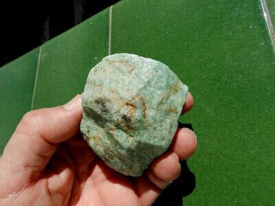 """Minerales """" Extraordinario Mineral De Amazonita De Brasil  -  3B19 """". 11"""
