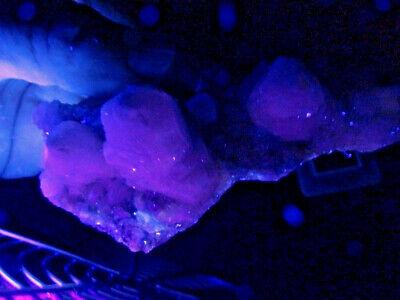 """Minerales """" Fantasticos Cristales De Calcita De Mina Moscona  -  12B17 """" 7"""