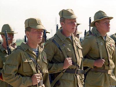 efe4b1663 ORIGINAL SOVIET RUSSIAN Army cap, Afghanistan, Summer sand Afghanka