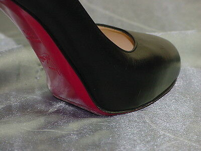 f6dc4681b8ac ... Red Touch Up Odorless Paint   Clear Sole Protector Kits for Christian  Louboutin 9