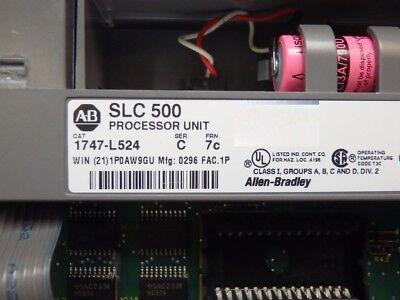 1747l524 - Allen-Bradley - 1747-l524/Processor Unit Used 3