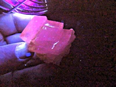 "Minerales "" Bonitos Cristales Romboedricos De Calcita Mina Moscona  -  2A18 "" 2"