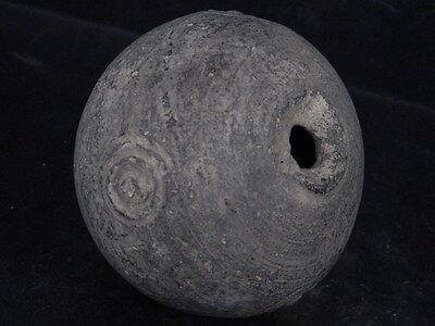 Ancient Teracotta Vessel Islamic C.1100 AD #Ik729 3