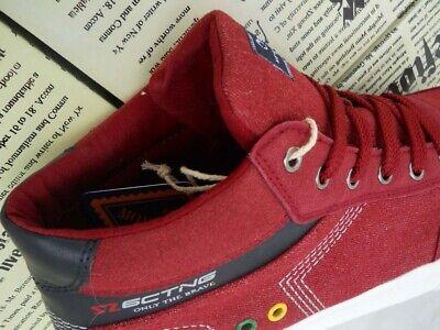Scarpe UOMO Da Ginnastica SNEAKERS LAVORO PASSEGGIO CORSA rosse tipo nike vans   eBay