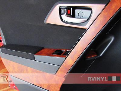 Rdash Wood Grain Dash Kit for Cadillac Catera 2000-2001 Honey Burlwood