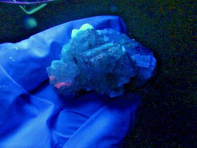 """Minerales """" Extraordinarios Cristales Cubicos De Fluorita De Marruecos - 2D19 """" 6"""