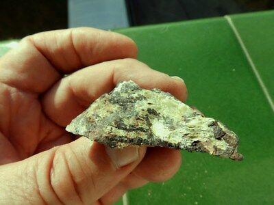 """Minerales """" Excelente Mineral De Karpholita De Biesenrode(Alemania)  -  8G18 """" 3"""