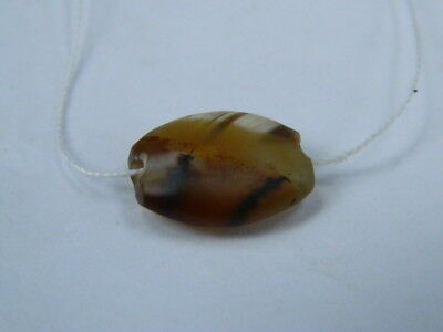 Ancient Agate Bead Roman 200 BC No Reserve  #BE5037