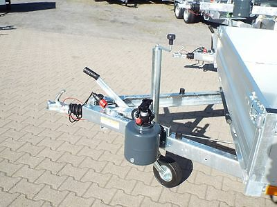 2,7to Humbaur Rückwärtskipper 314x175x30cm NEU! n. gebraucht k. Dreiseitenkipper 7