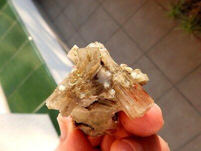 """Minerales """" Fabulosos Cristales De Aragonito De Minglanilla (Cuenca) -  9C16 """" 2"""