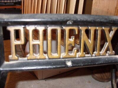 Antike Nähmaschine Phönix Langschiffchen Funktioniert