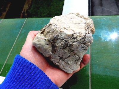 "Minerales "" Grandioso Y Rarisimo Mineral De Pegmatita De Isla De La Toja- 8A13 "" 3"