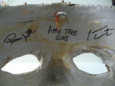 Carnival of Venice Mask - Apple Tree 2008 signed 6