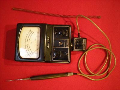 Ultrakust Thermometer Type 4410 Thermophil Antiguo termometro vintage baquelita 6
