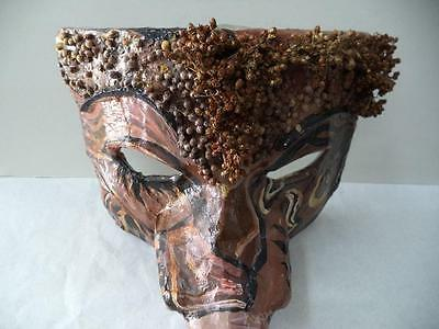 Carnival of Venice Mask - Apple Tree 2008 signed 3