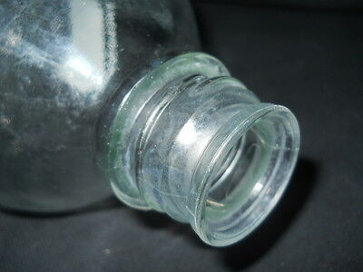 Wheaton Glass 1000mL Indented Graduated Media Bottle with 38-430 Screw Cap 5