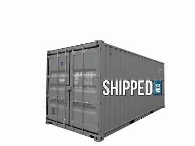 FIRE SALE!! NEW 20FT CONTAINER / STORAGE UNIT FOR SALE in RALEIGH, NC 4