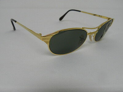 2a0448cc3c ... uk 2 of 4 vintage bl ray ban signet oval gold g1 5 w1394 sunglasses usa