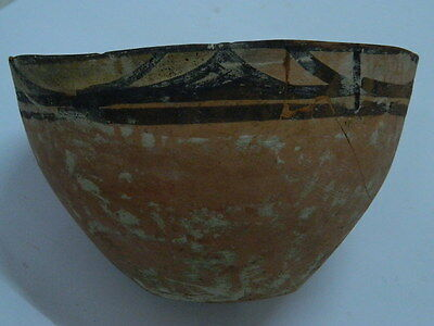 Ancient Large Size Teracotta Painted Pot Indus Valley 2500 BC #PT1524 6