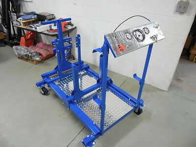 Engine Start Test Stand Plans Ford