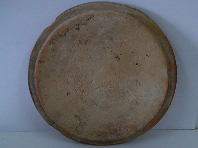 Ancient Teracotta Painted Plate With Animals Indus Valley 2500 BC  #P 8