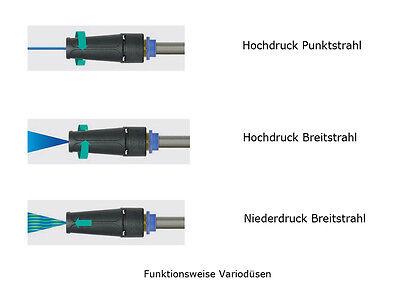 Nozzle 54cm Vario 040 M22 IG for High Pressure Pistol Kränzle Kärcher Nilfisk 4