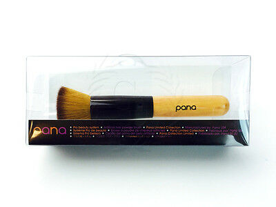 Pana Super Soft Professional Premium Quality Flat Top Foundation Makeup Brush 7