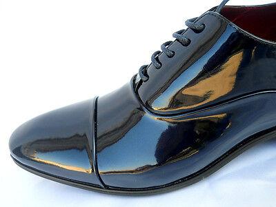 ... Scarpe Uomo 45 Eleganti Classiche Per Cerimonia Blu O Nere Ingrosso E  Dettaglio 7 1bdfb623141