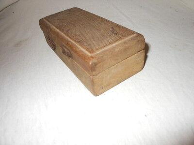 Alte Gewichte aus Messing für Waage im Holzkasten 8 Gewichte 4